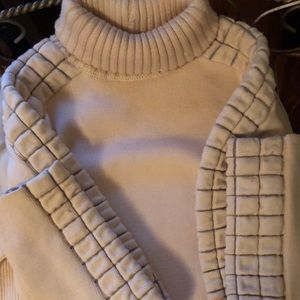 """Authentic """"CHANEL""""  Laine Wool Sweater"""" Turtleneck"""